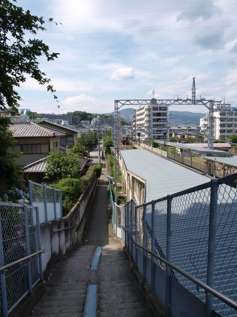 小林駅の西口を出て北に向いたところ - 約350m|無添加住宅の賃貸 近隣