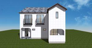 無添加住宅の賃貸 外観イメージ1