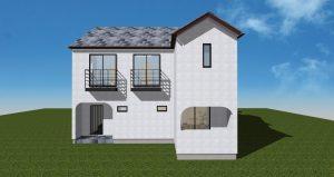 無添加住宅の賃貸 外観イメージ2