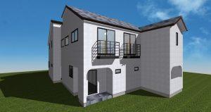 無添加住宅の賃貸 外観イメージ3