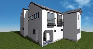 無添加住宅の賃貸 外観イメージ4