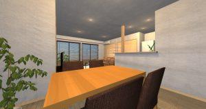 無添加住宅の賃貸 内観103号室