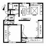 神戸の賃貸の募集 5月中旬入居可能